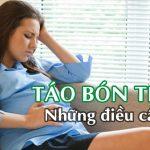 Táo bón thai kỳ là hiện tượng thường gặp khi mang thai